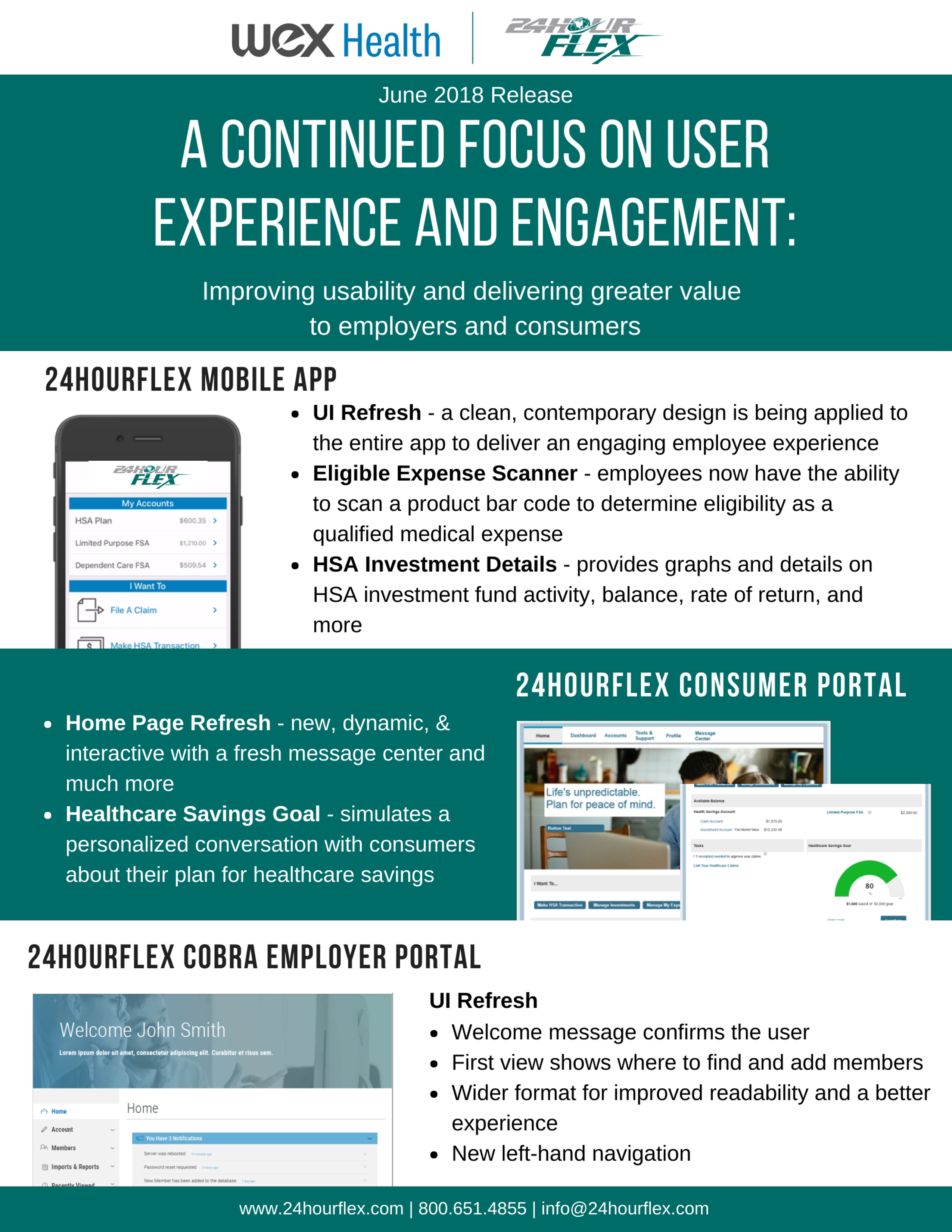 A CONTINUED FOCUS ON USER EXPERIENCE AND ENGAGEMENT_